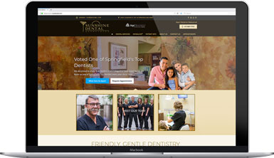Sunshine Dental Associates Unveils A New Website