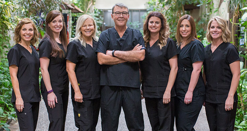 Springfield dental team
